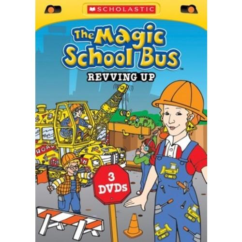 The Magic School Bus: Revving Up [3 Discs] [DVD]