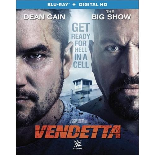 Vendetta [Blu-ray] [2015]