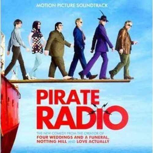 Original Soundtrack - Pirate Radio Motion Picture Soundtrack (CD)