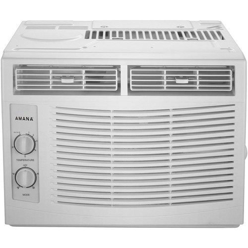 Amana 5,000 BTU Window Air Conditioner with Mechanical Controls
