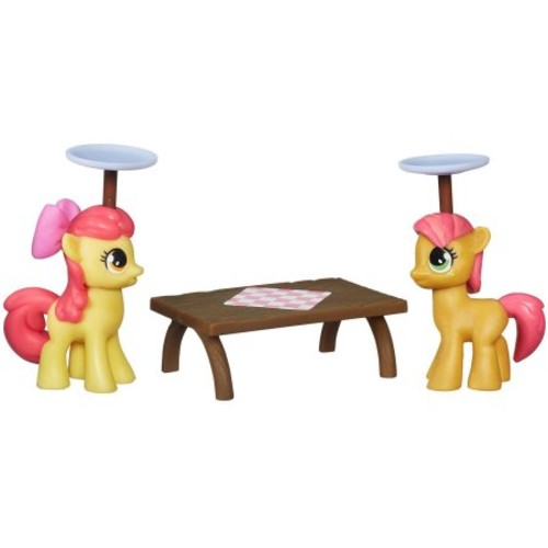 My Little Pony Friendship is Magic Collection Apple Bloom and Sweetie Babs Figure Pack