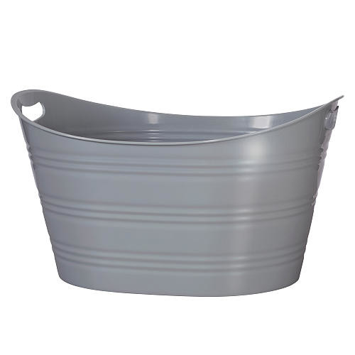 Storage Tub - Grey