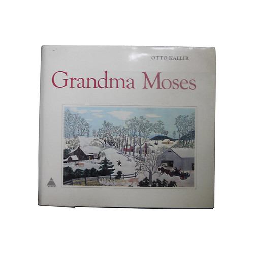 L. Brook Rare Books Grandma Moses