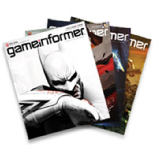 Game Informer 12 Month Subscription
