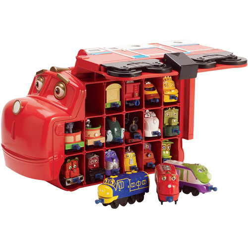 Chuggington StackTrack Wilson Carry Case (Discontinued by manufacturer)