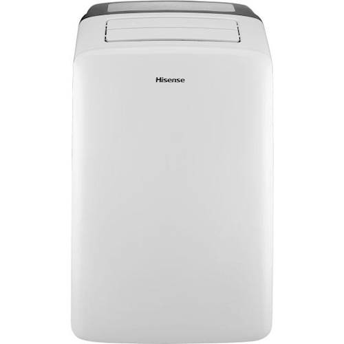 Hisense - 12,000 BTU Portable Air Conditioner - White