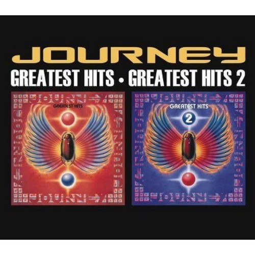 Journey - Greatest Hits/Greatest Hits, Vol. 2 (CD)