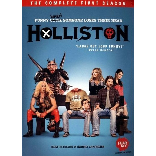 Holliston: The Complete First Season [2 Discs] [DVD]