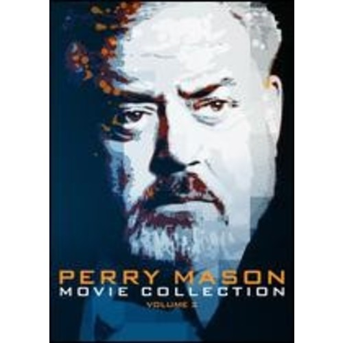 Perry Mason Movie Collection: Volume Two [3 Discs] [DVD]