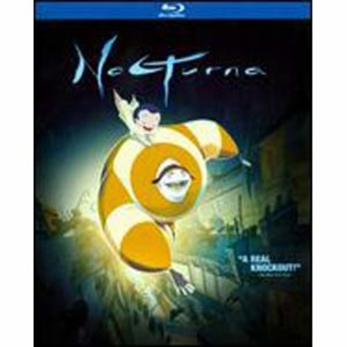 Universal Studios Home Ent. Nocturna [Blu-ray]