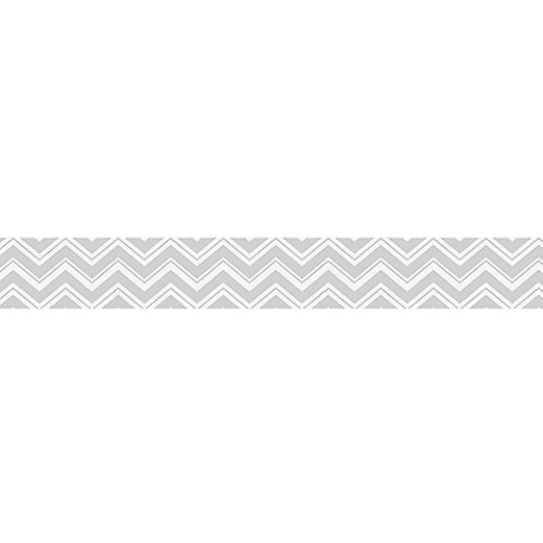 Sweet Jojo Designs Zig Zag Wallpaper Border