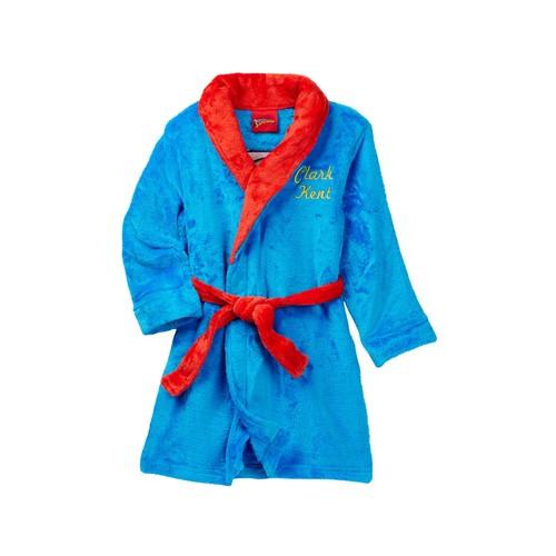 Superman Robe (Little Boys & Big Boys)