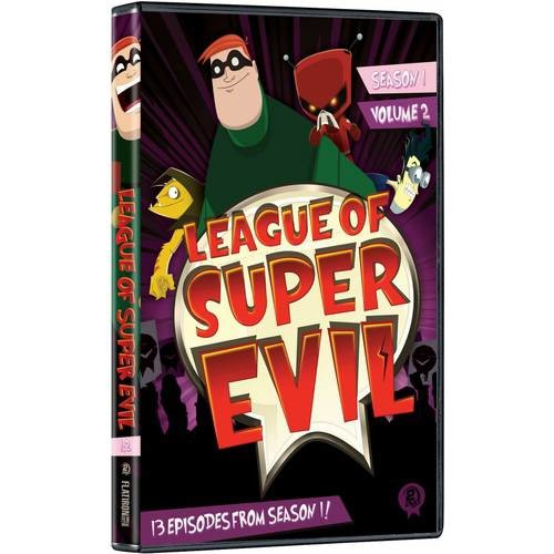 League Of Super Evil: Season One, Volume Two