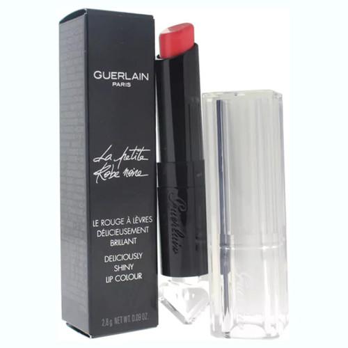 Guerlain La Petite Robe Noire Deliciously Shiny Lip Colour 040 Coral Collar