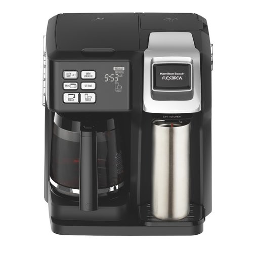 12-Cup FlexBrew 2-Way Coffee Maker