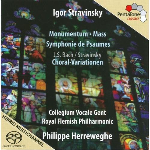 Monumentum / Mass-CD