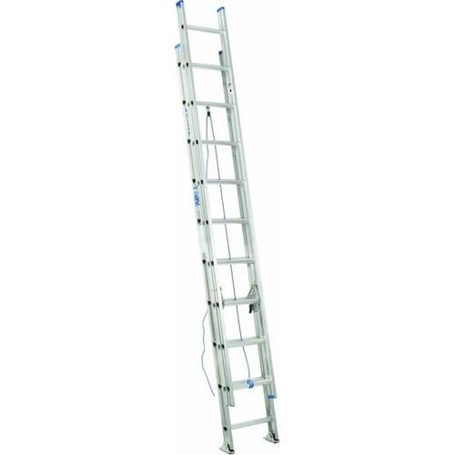 Werner Type I Aluminum Extension Ladder - D1316-2