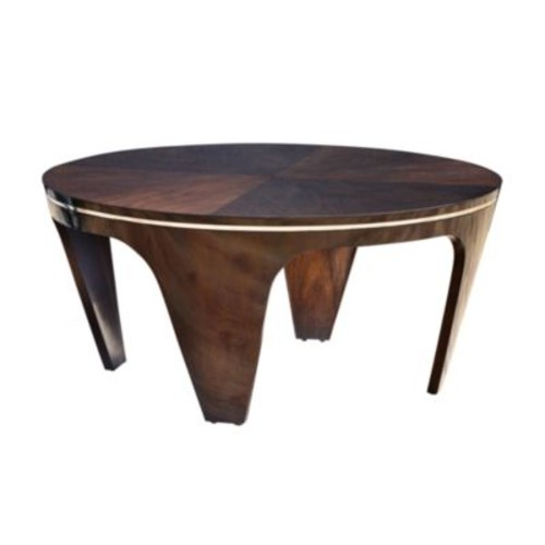 Savoy Round Coffee Table - 100% Exclusive
