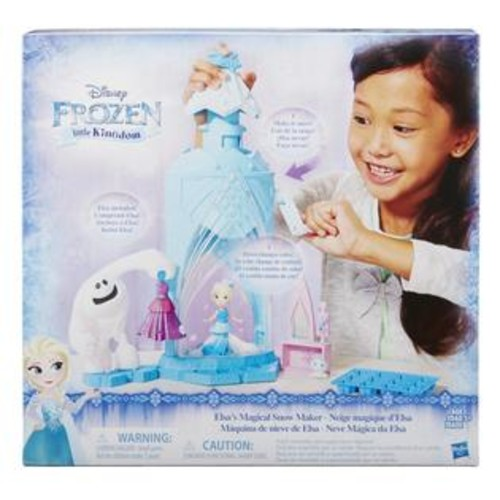 Disney Frozen Little Kingdom Elsa's Magical Snow Maker Playset