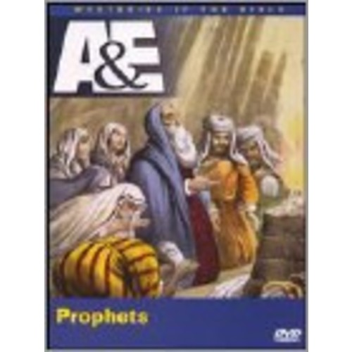 Mysteries of the Bible: Prophets - Soul Catchers [DVD]