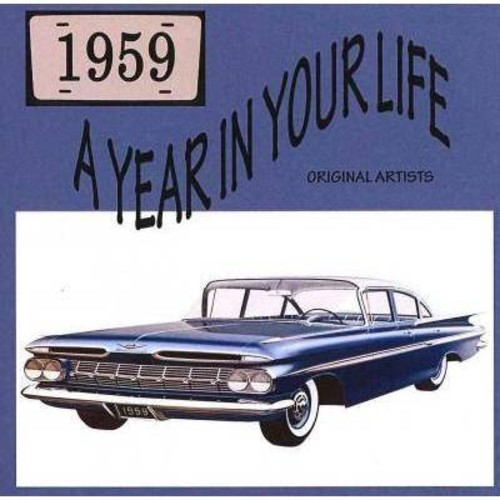 A Year in Your Life [1959] [CD]
