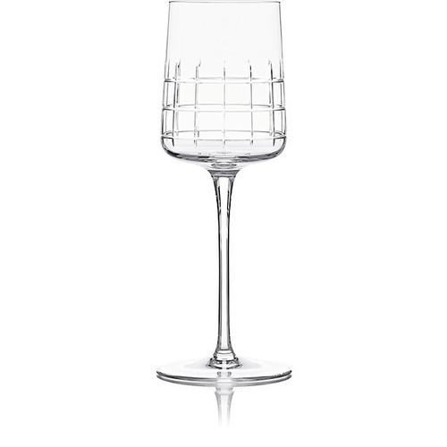 Christofle Graphik Red Wine Glass