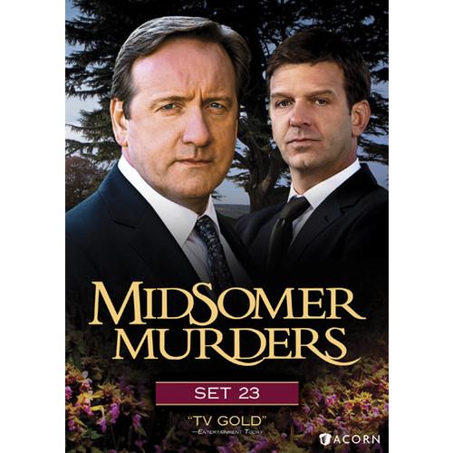 Midsomer Murders: Set 23 [3 Discs] [DVD]
