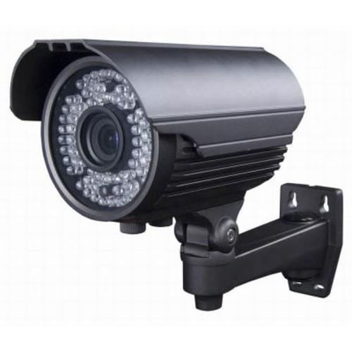 SeqCam Wired Indoor/Outdoor Weatherproof IR Color Security Camera