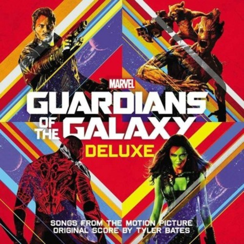 Tyler Bates - Guardians of the Galaxy (Original Motion Picture Soundtrack) (CD)