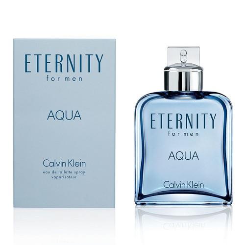 Calvin Klein ETERNITY for Men AQUA Eau de Toilette [1 fl. oz.]