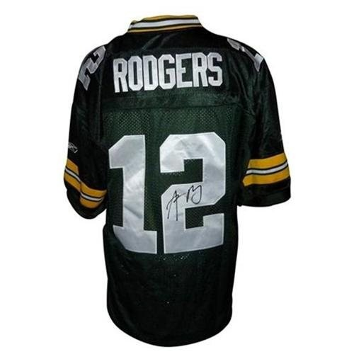 Aaron Rodgers Signed Green Bay Packers Jersey