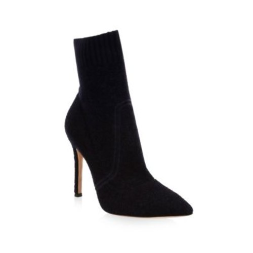 Shearling Boucle Bootie