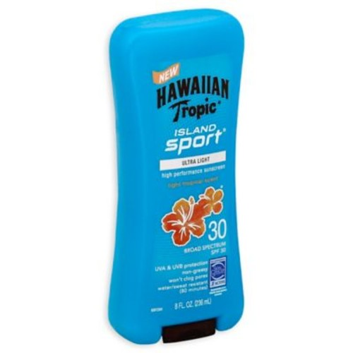 Hawaiian Tropic Island Sport 8 oz. Lotion Sunscreen SPF30