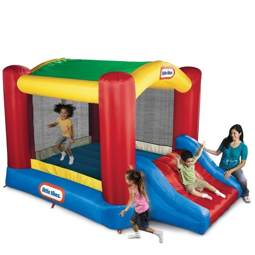 Little Tikes Shady Jump n Slide Bouncer [Bouncer]