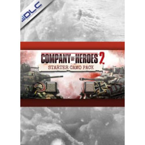 Company of Heroes 2 - Starter Camo Pack [Digital]