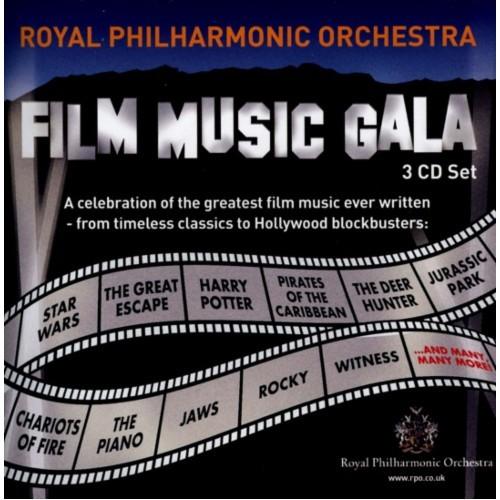 Film Music Gala: Celebration Of Film Music-CD