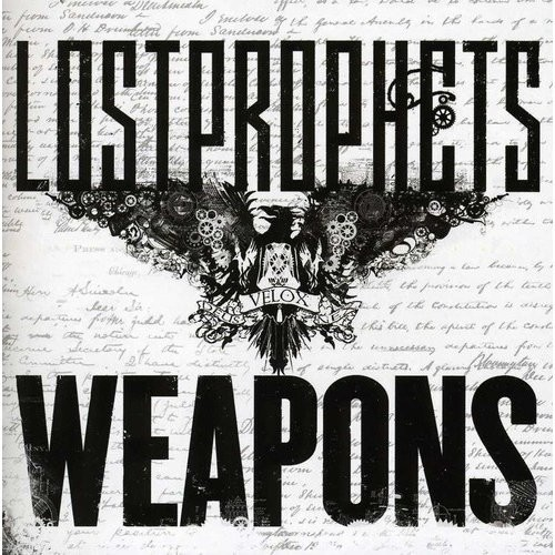 Weapons [Bonus Track] [CD]