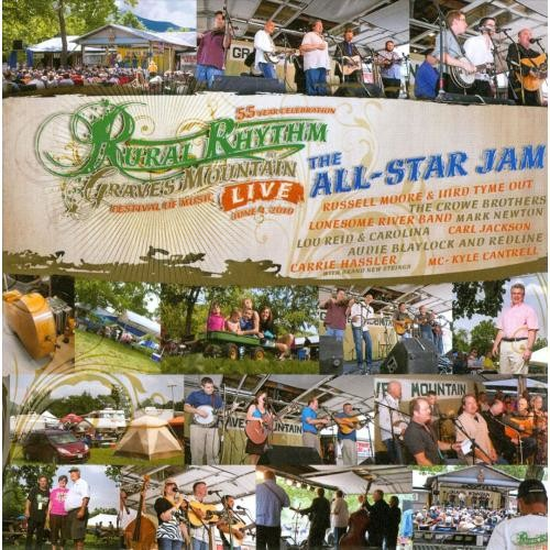 The All-Star Jam: Live at Graves Mountain [CD]