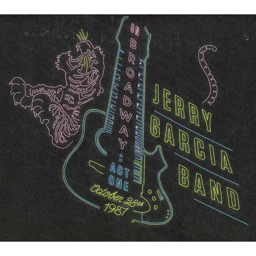Jerry Band Garcia - On Broadway: Act One- October 28th, 1987