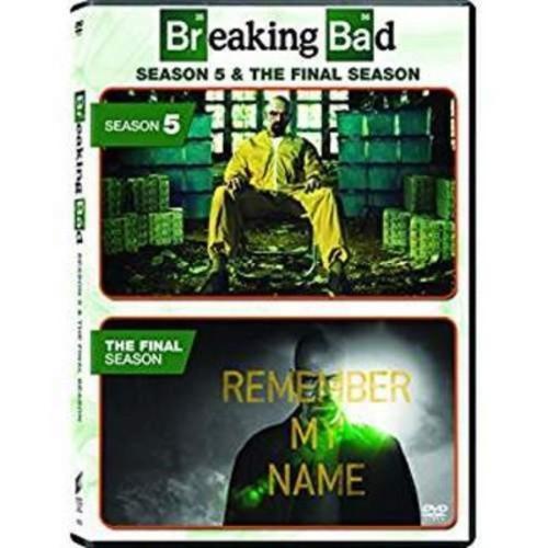 Breaking Bad: Season 5 and the Final Season