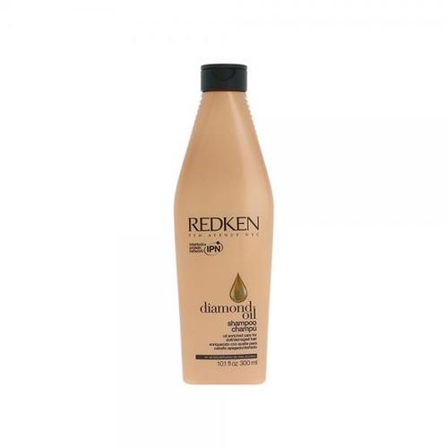Redken Diamond Oil Shampoo for Unisex, 10.1 Ounce