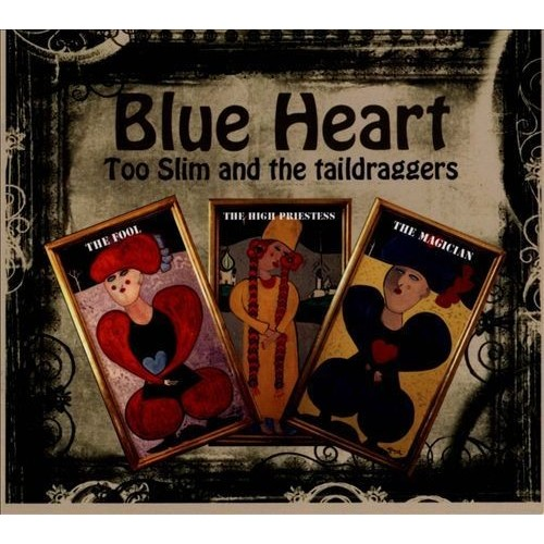 Blue Heart [CD]