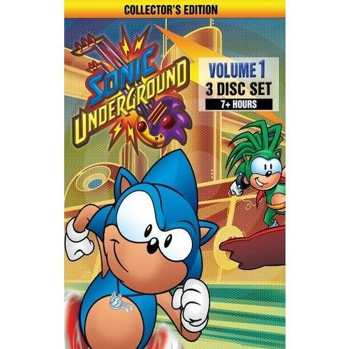 Sonic Underground V01