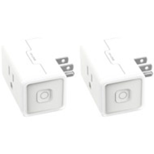TP-Link Mini Smart Wi-Fi Plug 2-Pack (HS105 KIT)