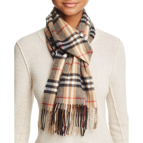 BURBERRY Castleford Check Scarf