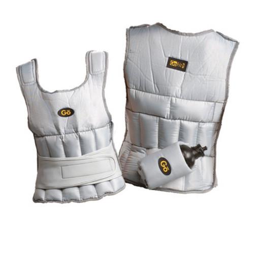 GoFit 10lb Adjustable Weighted Vest