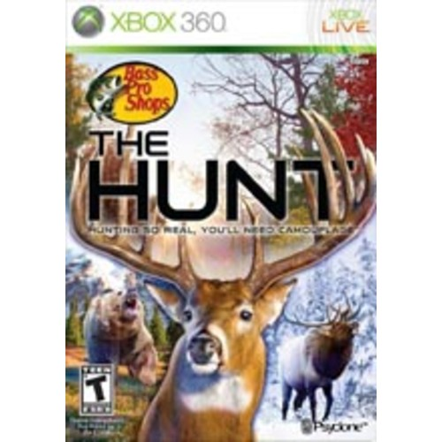 Bass Pro Shops: The Hunt - Game Only [Pre-Owned]