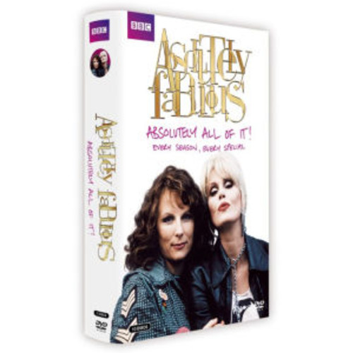 Absolutely Fabulous: Complete Series (Special Ed)