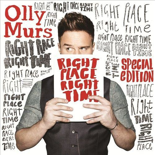 Right Place Right Time [Special Edition] [CD & DVD]