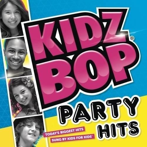 Kidz Bop Party Hits [CD]